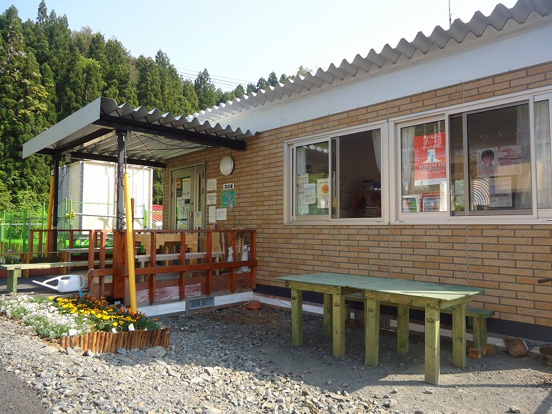 赤浜第3仮設団地(みかづき)