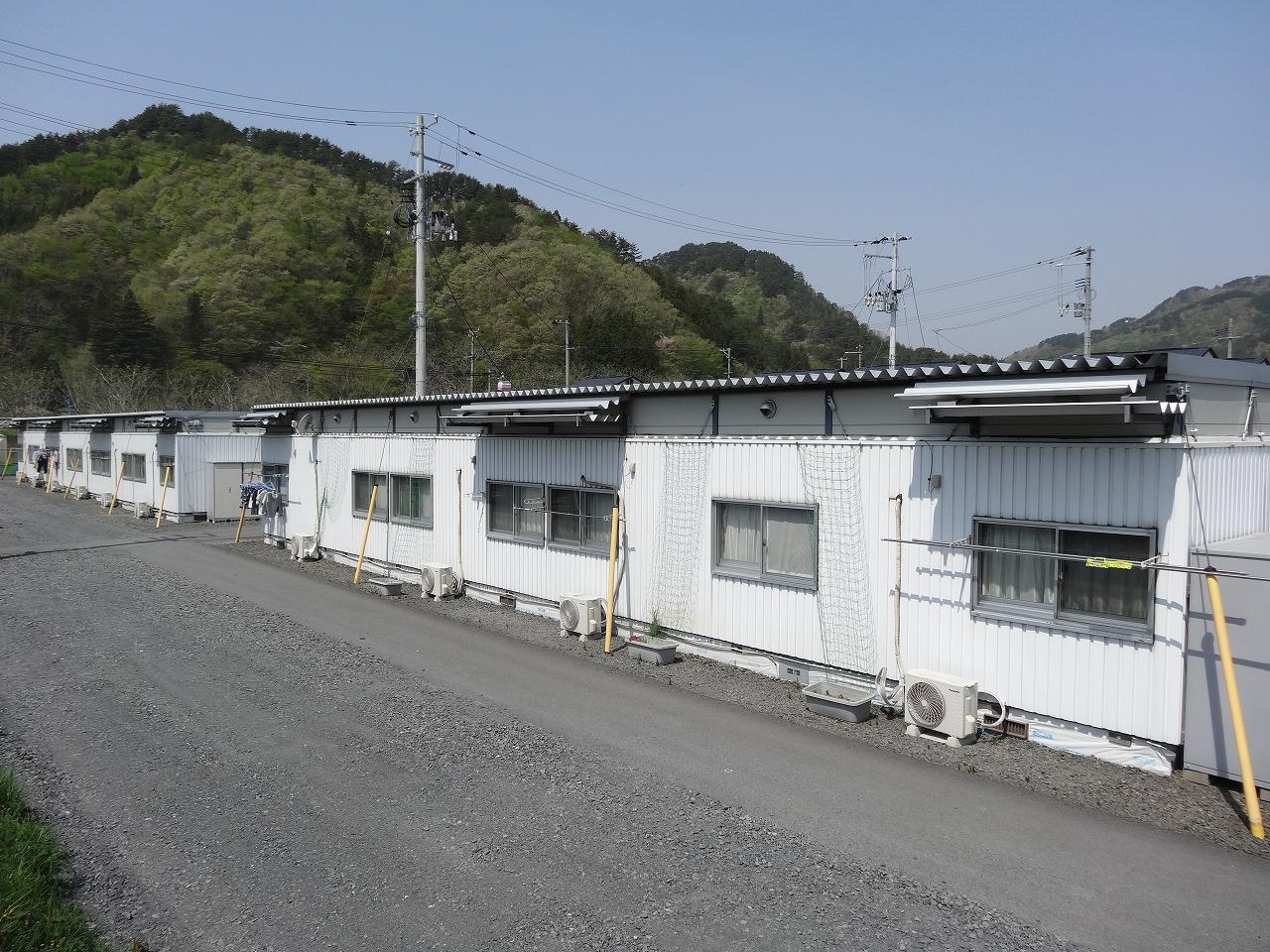 大槌第6仮設団地(柾内上流)